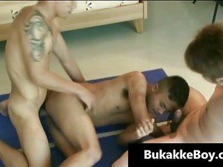 Spunk funny Wrestlers free gay sex