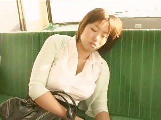 Sleepy Girl used by pervert