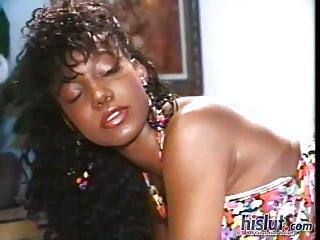 This vintage slut loves interracial sex