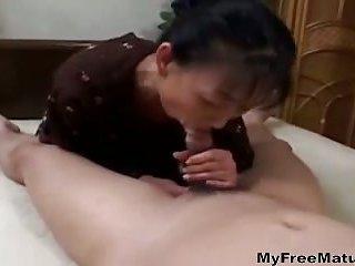 Japanese Grannies