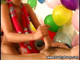 Party blowjob party games