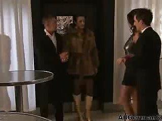German babes love to fuck & get cum