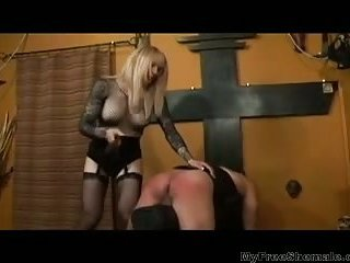 Shemale Mistress Dominates