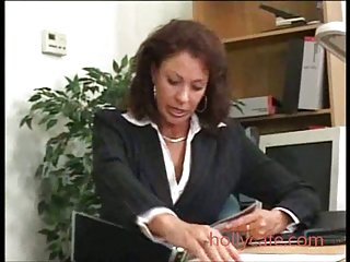 Stress Therapy For White Madam Fucking