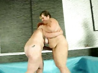 Plump bbw babe loves hard dick for her fat dick