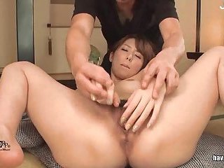Thumb Japanese Doll Gets Her Bush Screwed