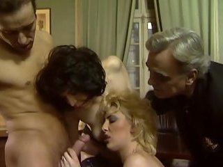 4some with vintage babes