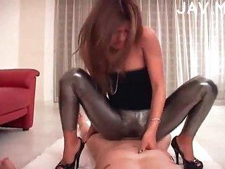 Japanese leggins sex
