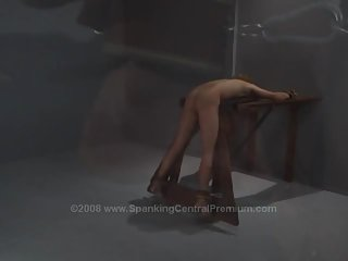 Spanking Spencer The Cane Effect