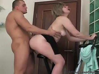 Step Mom Fucked