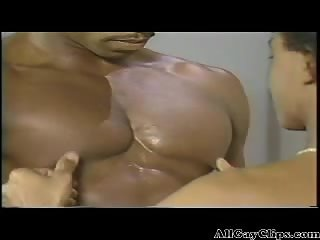 Black Magic gay porn