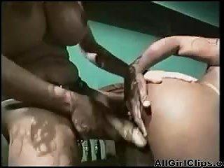 Veronica Brazil & Dominique Simone Lesbians