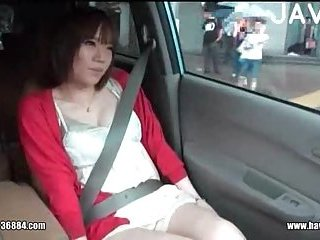 Pretty Asian doll strips