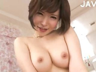Busty japanese hairy cunt pounded hard