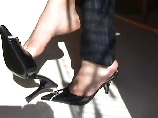 My feet compile