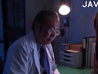 Patient Gets Hot Handjob
