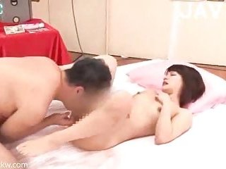 Thumb Japanese gal sucks & fucks scene 1
