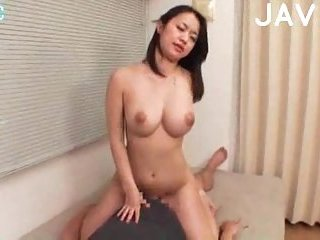 Busty Japanese hairy cunt fucked scene 4