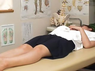 Thumb Spycam Fashion model climax Massage