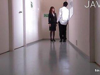 Pretty asian girl sucks her teachers cock