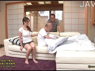Thumb Busty Nurse Teasing  Grandpa