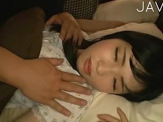 Small tits Japanese doggystyled 2