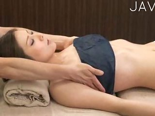 Japanese pussy massaged