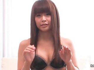 Japanese sucking black dick
