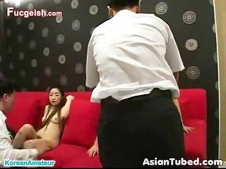 Korean Amateur Swap Sex 2