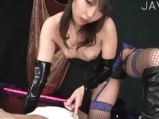 Small tits asian fisting