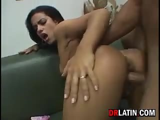 Hot And Horny Latin Girl