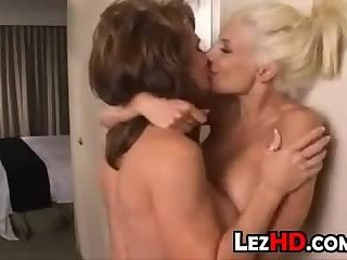 Lesbian Kissing Compilation