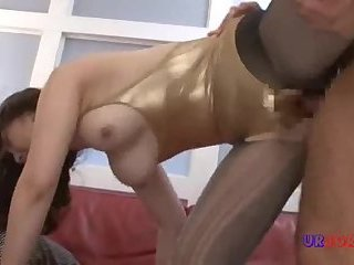 Thumb Mature with big boobs gives a bj