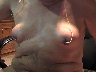 Making some nice boobs