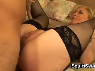 Mature Squirter Wants A Young Guy