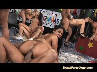 brazilian anal party
