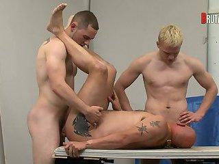 Hole Ripping Punishment