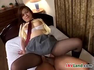 Thumb Japanese Slut In Pantyhose