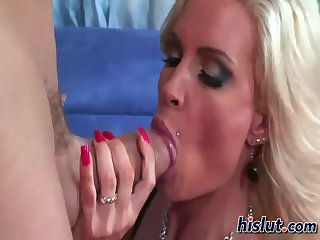 This lady was well fucked