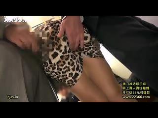 Public sex in buss 02