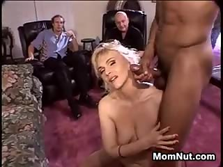 Whore Taking On Hard Cock