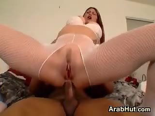 Busty Arab Mother Wants Anal