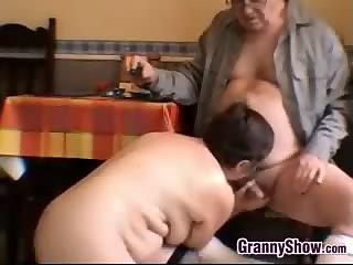 Horny Grandma And Grandpa