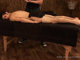 johan mendez gets cock massage