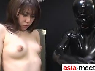 Thumb Japanese Latex Catsuit