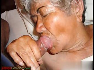 Horny Mexico Grannies and her amazing mouth