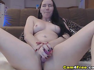 Hot Busty Neighbor Shows her Big Tits and Fuck On Cam