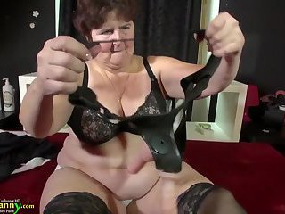 BBW and slim granny gone sexual compilation