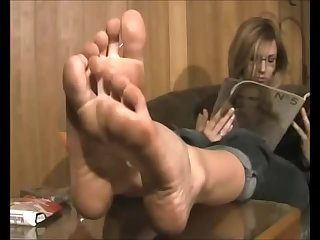 Sexy Foot Fetish Soles