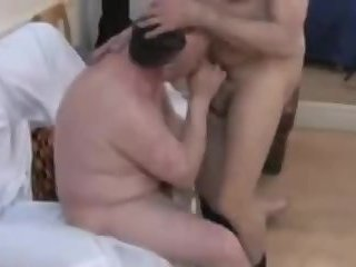 Francis takes big dick